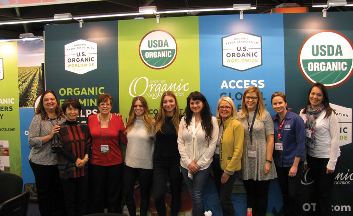 U.S. Organic Worldwide—looking ahead in 2016