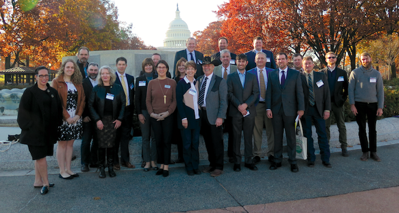 Farmers Advisory Council: Organic farmers take organic message to Capitol Hill